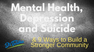 Mental Health, Depression, and Suicide