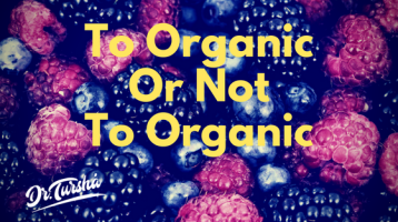 To Organic or Not To Organic